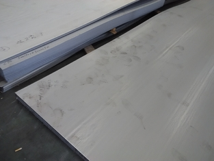 چین 2205 2507 Stainless Steel Metal Plate / Duplex Stainless Steel Sheet تامین کننده