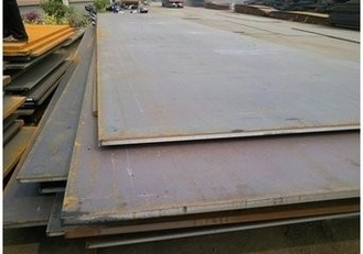چین Prime Hot Rolled Standard Ship Steel Plate Sizes A36 S235jr S355jr Q235 تامین کننده