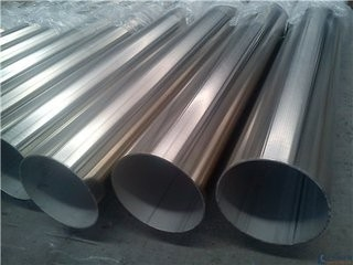 چین ISO Stainless Steel Welded Pipe with Various Grade Surface Treatment تامین کننده