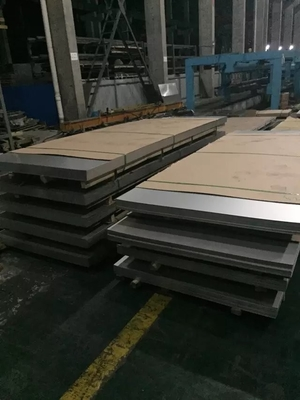 چین 316L Stainless Steel Plate 1mm 0.3mm Thick Steel Sheet Metal For Industry تامین کننده