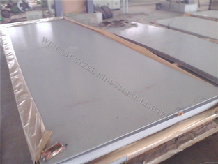 چین Hot Rolled / Cold  Rolled 2mm Thick 316l Stainless Steel Sheet For Construction تامین کننده