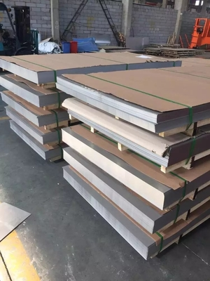 چین 310S Alloy Steel Plates INOX 310S 1.4845 Stainless Steel  Metal Plate for industry تامین کننده