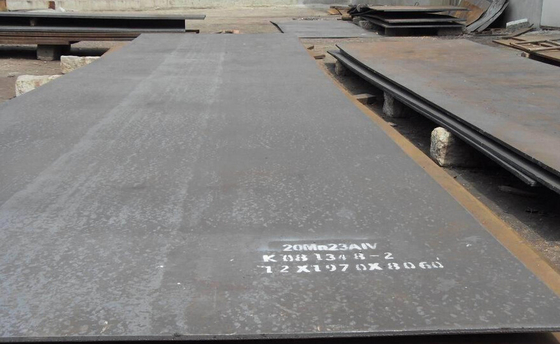 چین Monel 400 254smo 17-4PH 17-7PH XM-19 S21800 1.4529 Hot Rolled Steel Plate For Industry تامین کننده