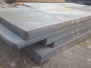 10mm Thickness Hot Rolled Steel Plate Ship Building Heat Resistant Steel Plate