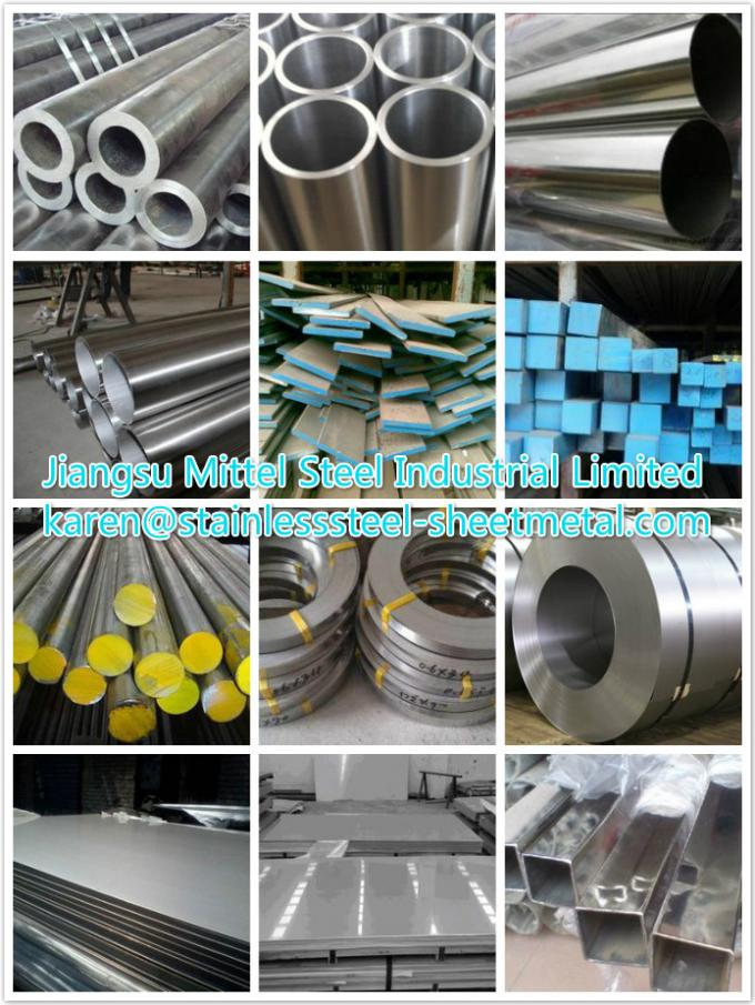316 L Stainless Steel Angle Bar with Corrosion and High Temperature Resistance