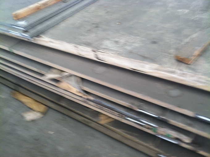 2205 2507 Stainless Steel Metal Plate / Duplex Stainless Steel Sheet