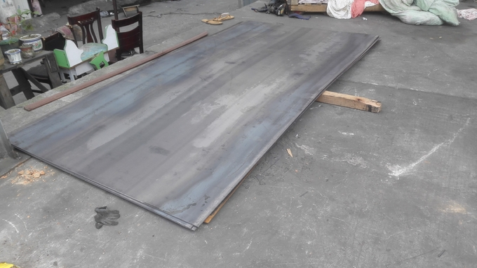 High Yield High Strength 10mm steel plate Q390 Q420 Q460 Q500 Q550 Q620 Q690