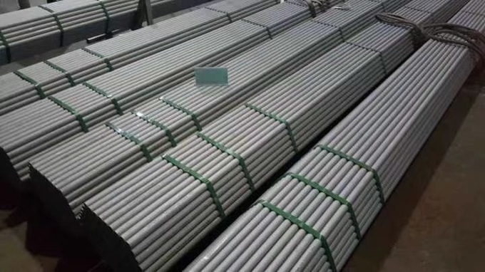 EN10216 DIN 1.4438(SUS317L) Stainless Seamless Steel Pipes / Tubes X2CrNiMo1816