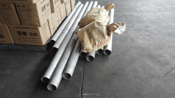 SUS314 (1Cr25ni20Si2) Stainless Steel Seamless Tube Architecture Stainless Steel Astm 314 Round Steel Pipe