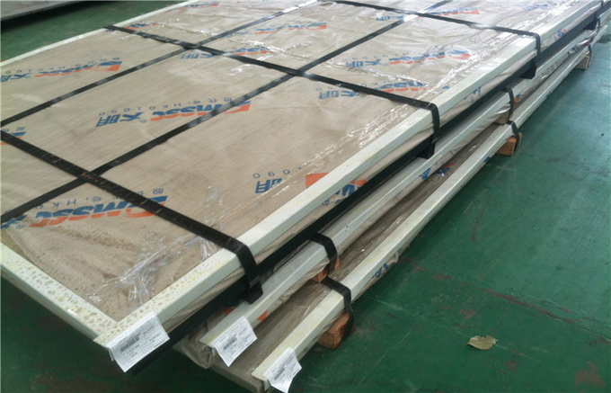 Cold Rolled Steel Sheet 2B Surface 304 304L 304H Stainless Steel Plate Sheet