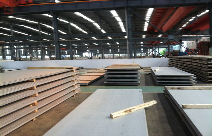 Hot Rolled / Cold  Rolled 2mm Thick 316l Stainless Steel Sheet For Construction
